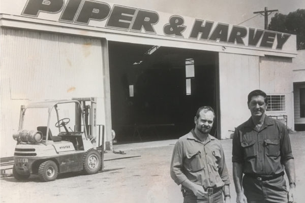 Piper & Harvey History Photo